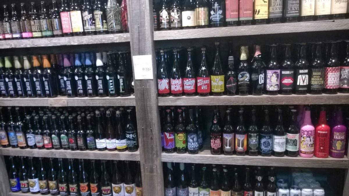 Beer in SantaCruz