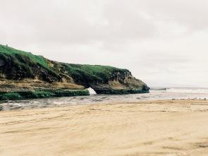 Santa Cruz beach
