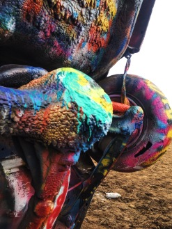 Cadillac Ranch details