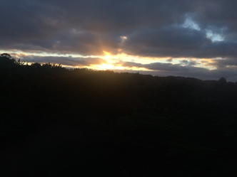 Kaui sunrise