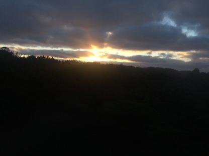 Kaui sunrise