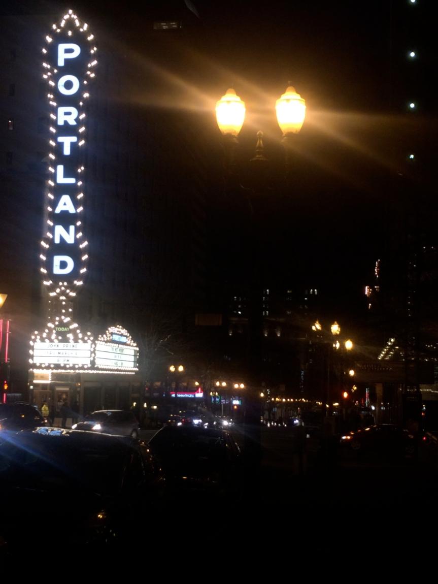 Portland theater