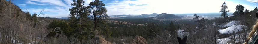 View of Flagstaff