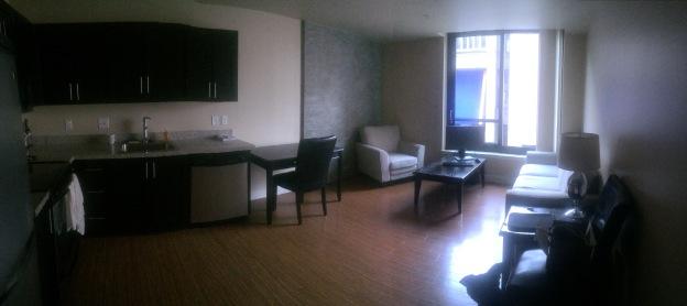 Portland apartment