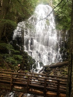 Romona Falls! Beautiful