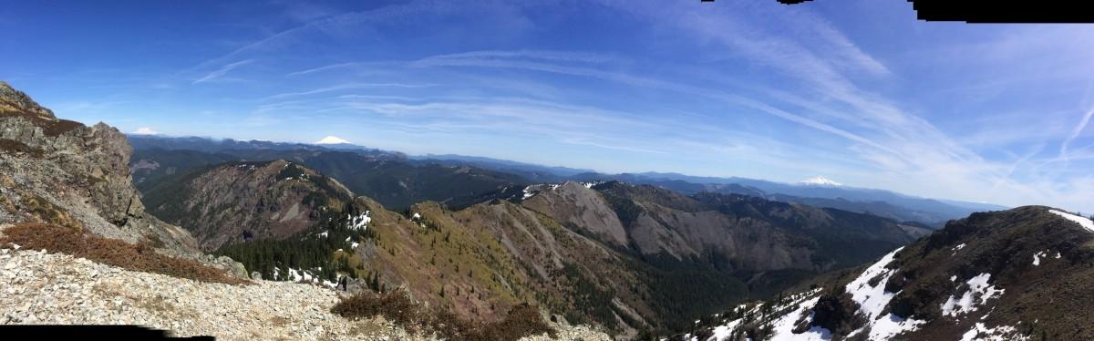 Silver Star Mountain,Washington