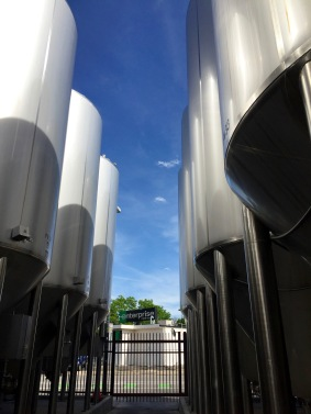 Great Divide tank farm