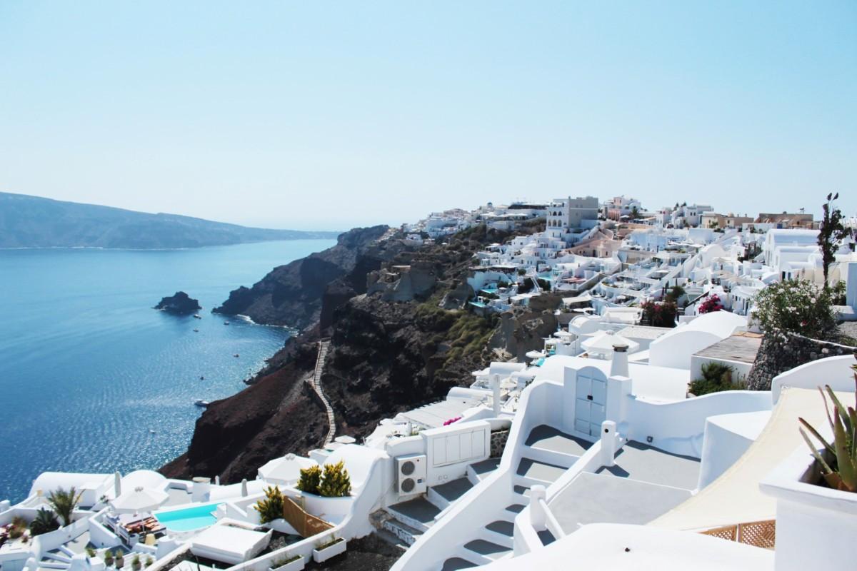 Greece Island hopping