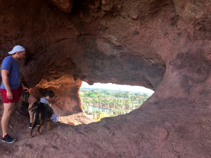 Papago Park - Hole in the Rock