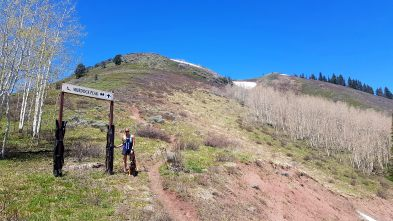 Murdock Peak - Rob's Trail Park City, UT