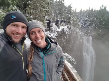 Salt Creek Falls - OR