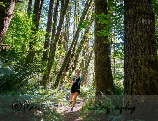 Elk-Kings 50K - Tillamook Forest OR
