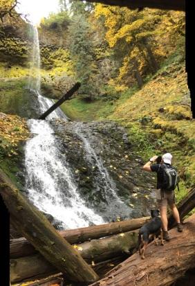 Pup Creek Falls - OR