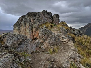 Savage Trail has some gorgeous rock formations
